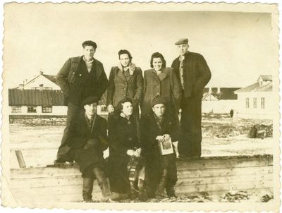 Lietuviai politiniai kaliniai Vorkutoje