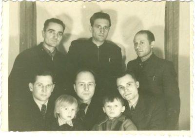 Būrelis Vorkutos 7-tos šachtos politinių kalinių