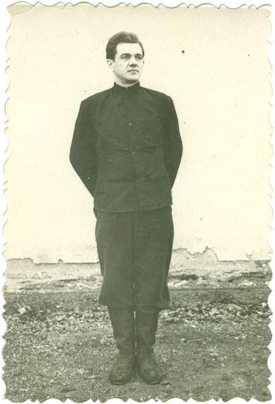 Politinis kalinys – Jeronimas Budnikas