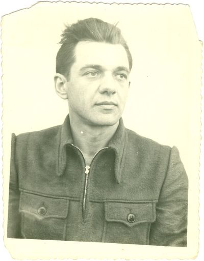 Politinis kalinys Jeronimas Budnikas tremtyje