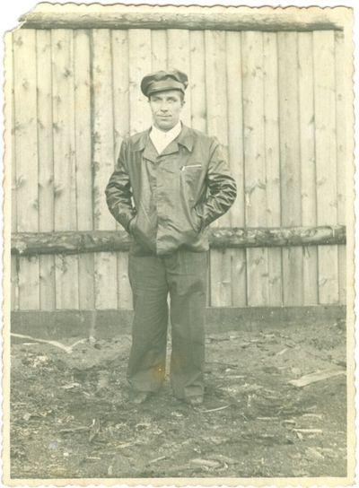 Juozas Dembinskas – politinis kalinys prie Vorkutos šachtos.