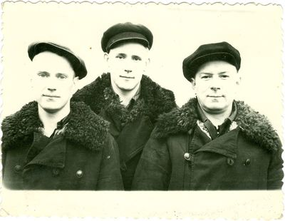 Politiniai kaliniai Vorkutoje