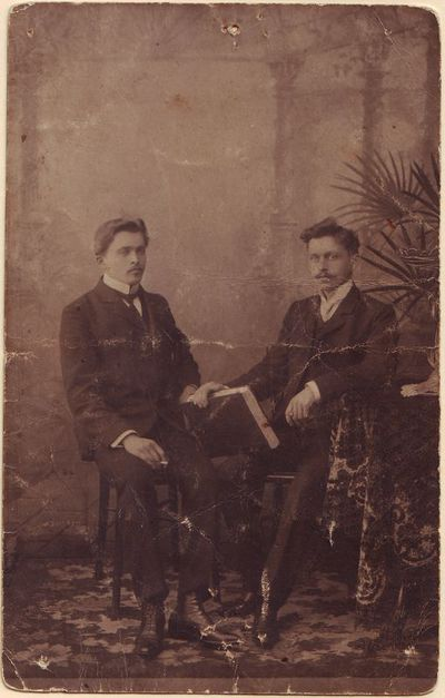 Juozas ir Kazys Babravičiai