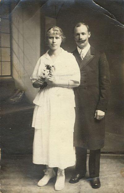 Jaunavedžiai Sabina Markeliūnaitė ir Edvardas Neverauskas