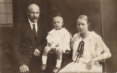 Neverauskų šeima