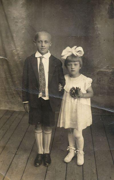 Mykolas ir Janina Neverauskai
