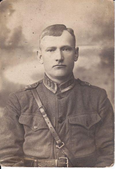 Savanoris  Vincas Kriščiūnas 1921m.
