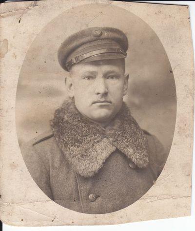 Savanoris Petras Kriščiūnas ~ 1920-21m.