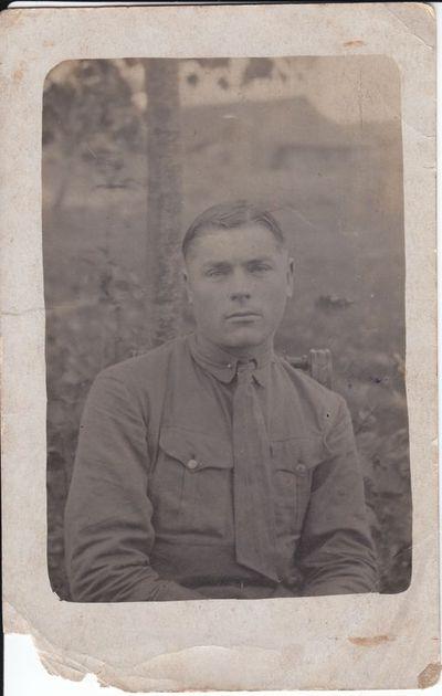 Savanoris Pijus Degutis 1921 m.