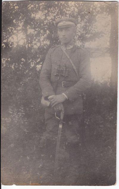 Lietuvos kariuominės savanoris Kazys  Antaninas
