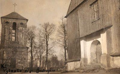 Kražių Šv. Mykolo arkangelo bažnyčia