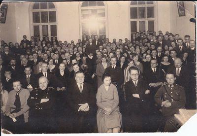Marijampolės mokytojų seminarijos mokytojai