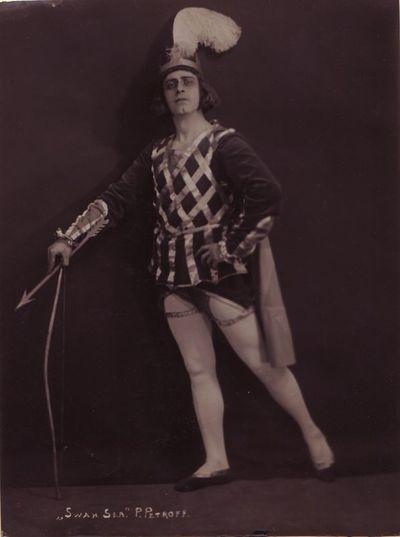 Pavelas Petrovas - Princas Piotro Čaikovskio balete Gulbių ežeras