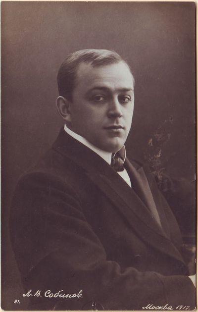 Leonidas Sobinovas