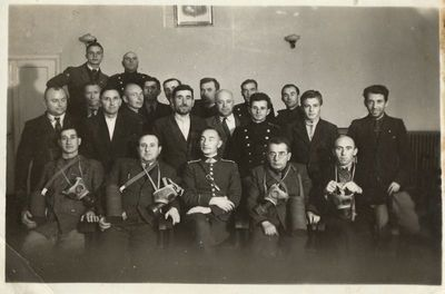 Alytaus miesto savivaldybės ugniagesių komanda