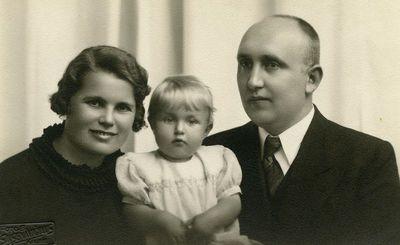 Broniaus Siručio šeima