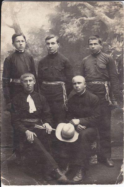 A. Januševičius ( 1898 -1943) buvęs  Marijamolės Rygiškių Jono gimnazijos direktorius