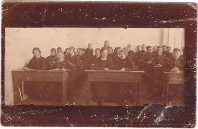 Marijampolės mokytojų seminarijos studentai