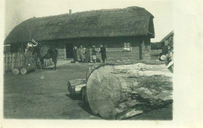 Viktariškių kaime