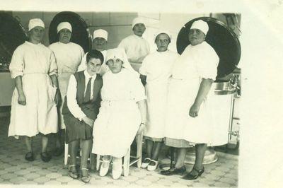 Karo ligoninės personalas