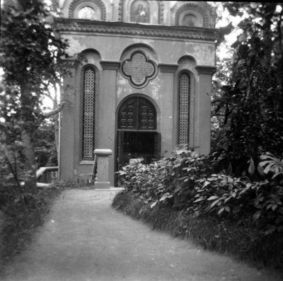 Šv. Varvaros koplyčia buvusioje Markučių dvaro sodyboje