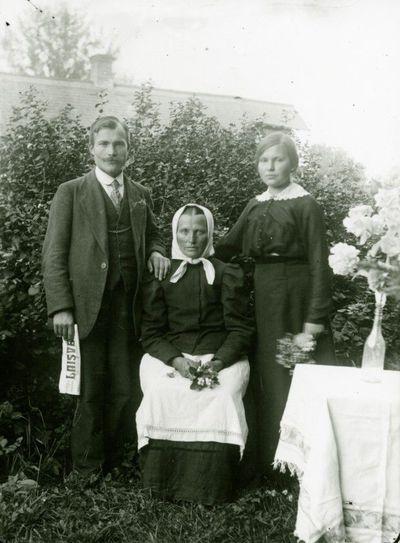 Šeima iš Kuktiškių