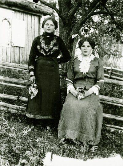 Stefanija ir Marija Žvikevičiūtės