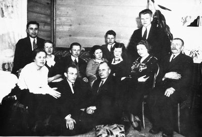 Švenčionių mokytojų sąjungos nariai