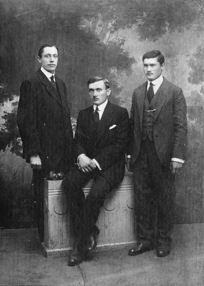 Pleskevičius, L. Nalivaika ir F. Nalivaika