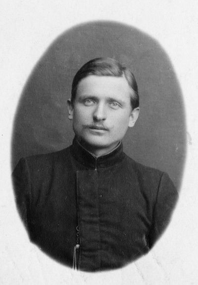Adomo Pauliukevičiaus portretinė nuotrauka