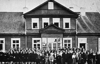 Švenčionių lietuvių gimnazija