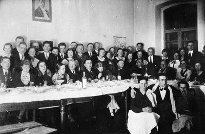 Švenčionių lietuvių gimnazijos mokytojų pobūvis