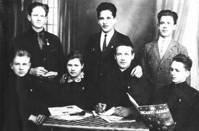 Švenčionių lietuvių gimnazijos skautai