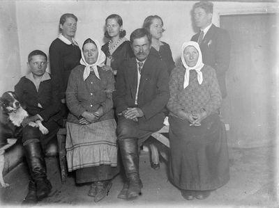 Kukutėlių kaimo gyventojai