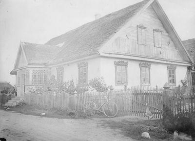 Namas Kukutėliuose