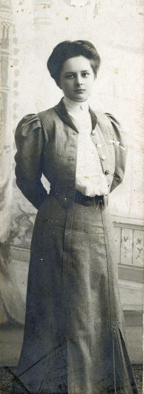 Mokytoja Z. Bakanauskaitė