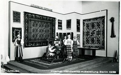 Lietuvių rankdarbių paroda Berlyne