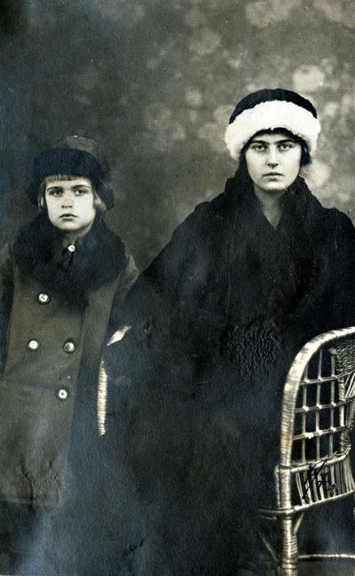 Antanina ir Alfredas Tiškevičiai