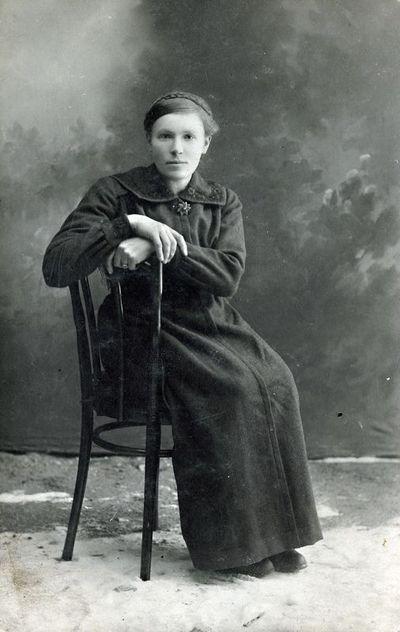Stanislava Butkutė iš Pažvelsio kaimo