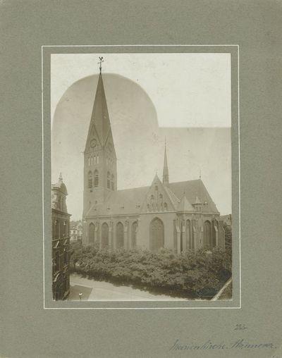Hanoverio Švč. Mergelės Marijos bažnyčia