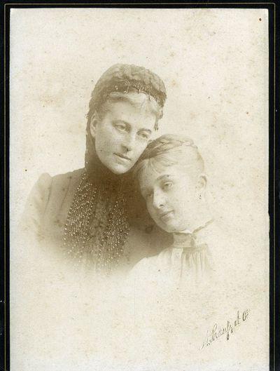 Dviejų nežinomų aristokračių grupinis portretas