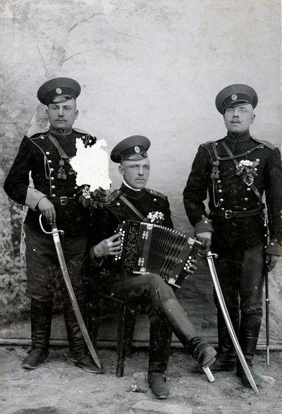 Rusijos imperijos pasienio sargybiniai Kretingoje