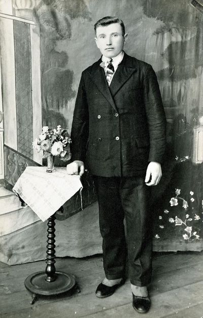 Kazys Zubys iš Gintališkės