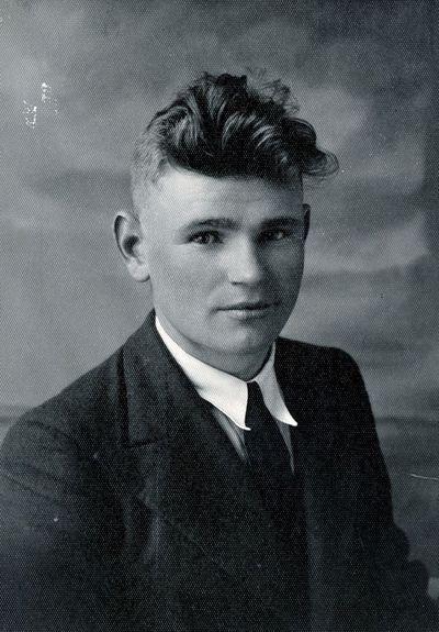 Albinas Zubys iš Gintališkės