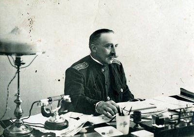 Vladislovas Tiškevičius (1865–1933), Rusijos imperijos Raudonojo Kryžiaus papulkininkis