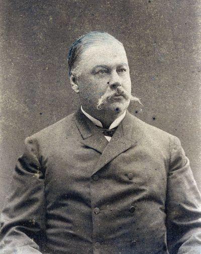 Stanislovas Puslovskis (1820–?), Gelgaudiškio dvarininkas
