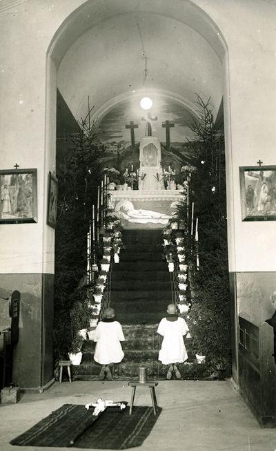 Velykų altorius