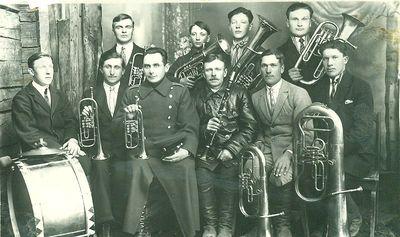 Dvariškių dūdų orkestras
