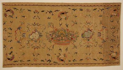 Gobelenas iš Dilių koplyčios. XVIII a.