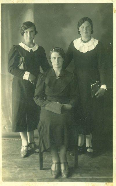 Seserys Bernatonytės iš Starkonių k.